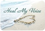 Heal My Voice Logo