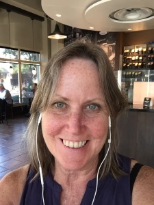 Andrea Santa Barbara Starbucks Aug 2016