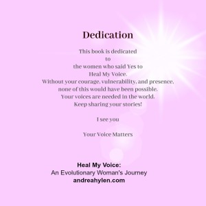 Dedication HMV-EWJ